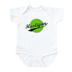 Hooligan (circle-lime) Infant Bodysuit