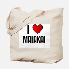 I LOVE MALAKAI Tote Bag