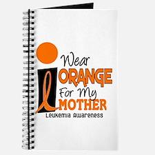 I Wear Orange For My Mother 9 Journal