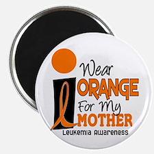 I Wear Orange For My Mother 9 Magnet