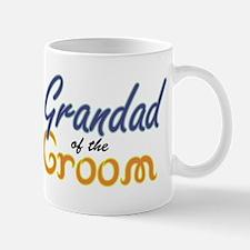 Grandad of the Groom Small Mugs