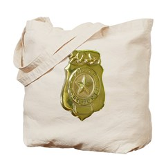 Fort Worth Police Tote Bag