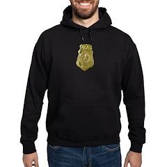 Fort Worth Police Hoodie (dark)
