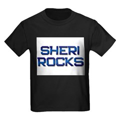 sheri rocks T
