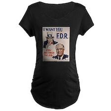 I Want FDR T-Shirt