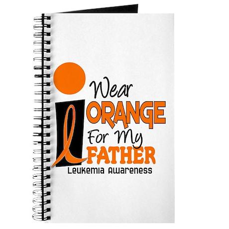 I Wear Orange For My Father 9 Leukemia Journal