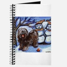 TIBETAN TERRIER 4 seasons Journal