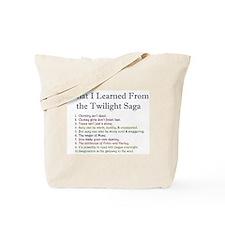 Top Ten Tote Bag