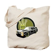 Cute Family truckster Tote Bag