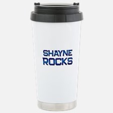 shayne rocks Travel Mug