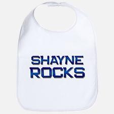 shayne rocks Bib