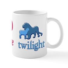 Peace, Love, Twilight Mug