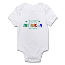 Irish American Infant Bodysuit