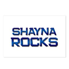 shayna rocks Postcards (Package of 8)