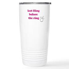 Cute Final fling Travel Mug