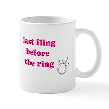 Cute Final fling Mug