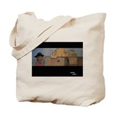 Southwestern Adobe Tote Bag