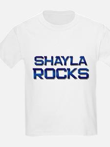 shayla rocks T-Shirt