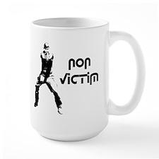 NON-VICTIM mug