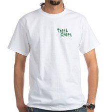 Think Green Mens Shirt