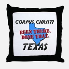 corpus christi texas - been there, done that Throw