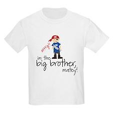 big brother shirt pirate T-Shirt