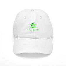 Luck of the Irish Jew Baseball Cap