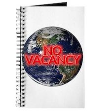 No Vacancy - Journal