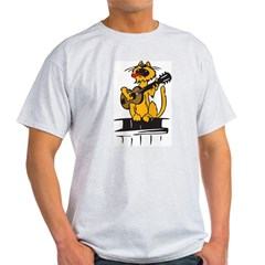 Guitar Cat T-Shirt