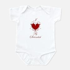 Scientist Infant Bodysuit