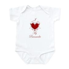 Paramedic Infant Bodysuit