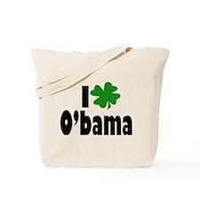 Barack O'Bama Tote Bag