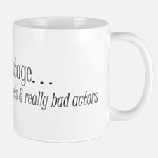 Life is a stage Mug