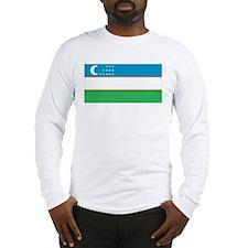 Uzbek Long Sleeve T-Shirt