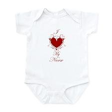 Nurse Infant Bodysuit
