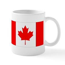 Uzbek and Canadian Mug