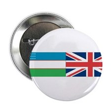 "Uzbek and UK 2.25"" Button"