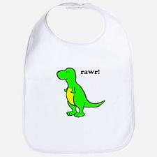 Cute Dinosaur Bib