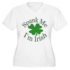 Spank me I'm Irish T-Shirt