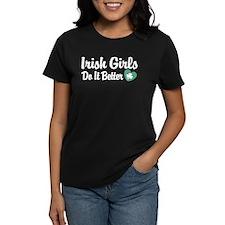 Irish Girls Do it Better Tee