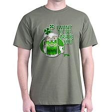 Green Beer Innuendo T-Shirt