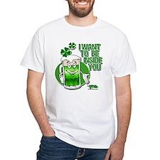 Green Beer Innuendo Shirt