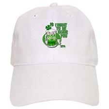 Green Beer Innuendo Baseball Cap