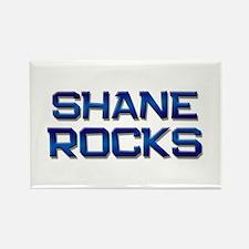 shane rocks Rectangle Magnet