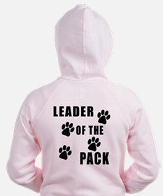 Leader of the Pack Zipped Hoodie