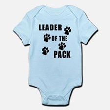 Leader of the Pack Infant Bodysuit