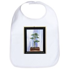 Funny Bonsai tree Bib