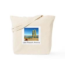 Lake Pleasant, Arizona Tote Bag