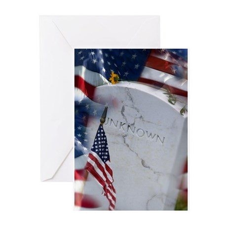 The Unkown Soldier Greeting Cards (Pk of 10)