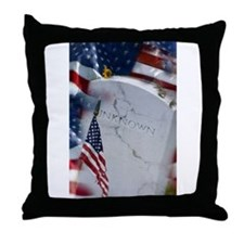 The Unkown Soldier Throw Pillow